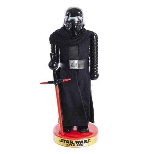 Star Wars Kylo Ren 11-Inch Nutcracker