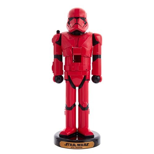Star Wars Red Sith Trooper 10-Inch Nutcracker