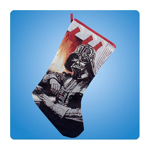 Star Wars Darth Vader Tapestry Christmas Stocking