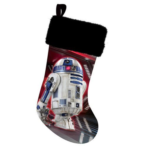 Star Wars R2-D2 Stocking with Sound