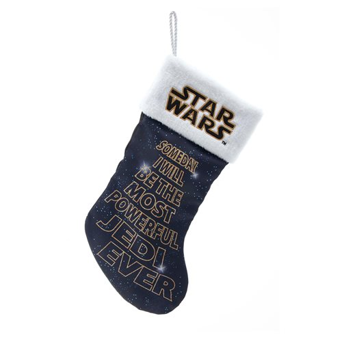 Star Wars Future Jedi 19-Inch Stocking