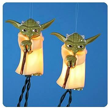 Star Wars Clone Wars Yoda Light Set