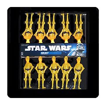Star Wars C-3PO Full Figure Light Set