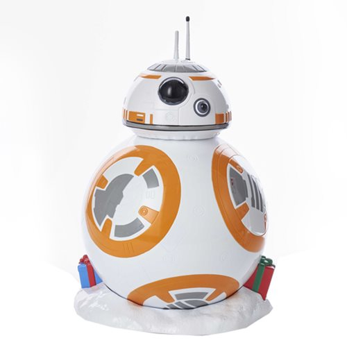 Star Wars BB-8 9 3/4-Inch LED Tree Topper