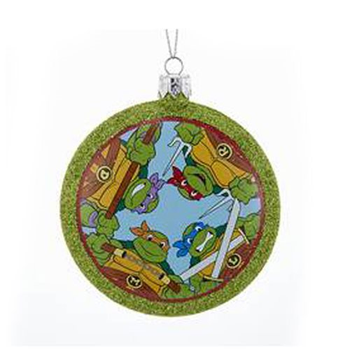 Teenage Mutant Ninja Turtles Shatterproof Ornament