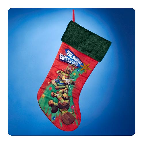 Teenage Mutant Ninja Turtles Nick 19-Inch Christmas Stocking