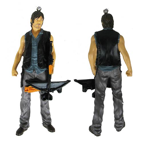 The Walking Dead Daryl Dixon Resin Figural Ornament