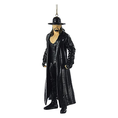 WWE The Undertaker 5-Inch Resin Ornament