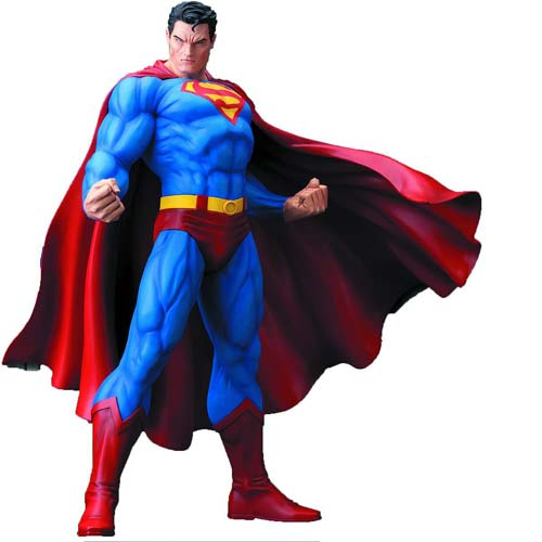 DC Comics Superman for Tomorrow 1:6 Scale ArtFX Statue
