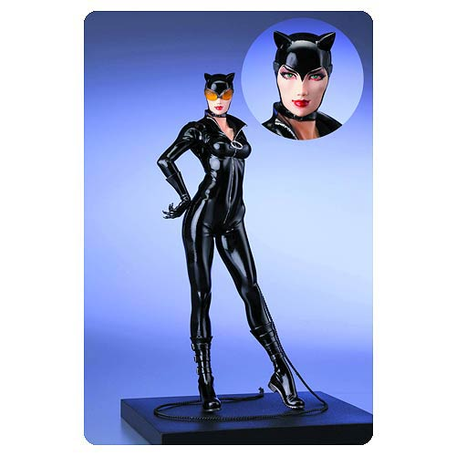 Batman Catwoman New 52 ArtFX+ Statue