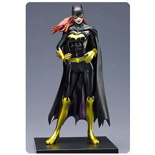 Batman New 52 Batgirl ArtFX+ Statue