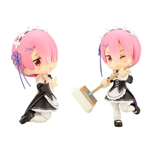 Re:Zero Starting Life in Another World Rem Cu-Poche Figure