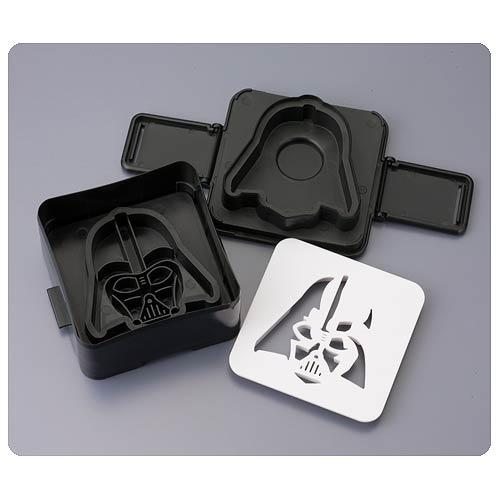 Star Wars Darth Vader Pouch Sandwich Shaper