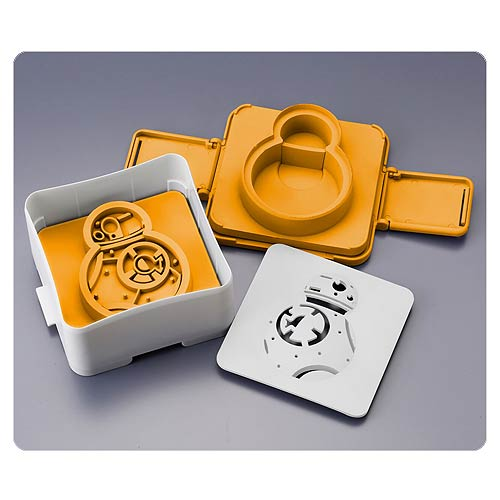 Star Wars: TFA BB-8 Pouch Sandwich Shaper