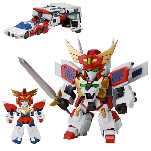 Brave Exkaiser King Exkaiser D-Style Model Kit