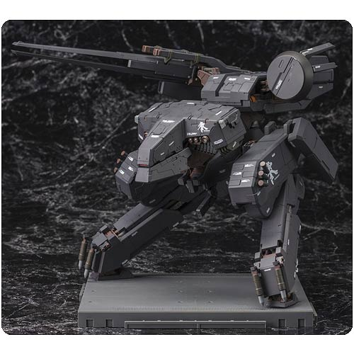 Metal Gear Solid Metal Gear REX Black 1:100 Scale Model Kit