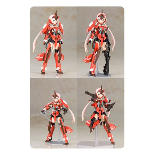 Frame Arms Girl Stylet A.I.S Color Model Kit
