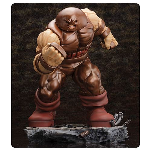 X-Men The Juggernaut Danger Room Session Fine Art Statue