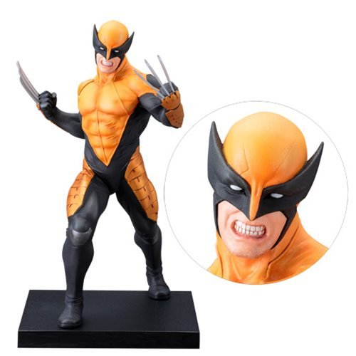 Claws Out with New Wolverine ArtFX+ Statue