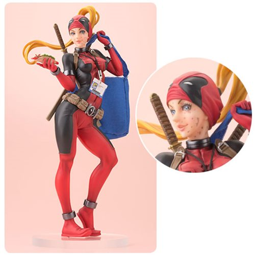 Deadpool Lady Deadpool Variant Bishoujo Statue