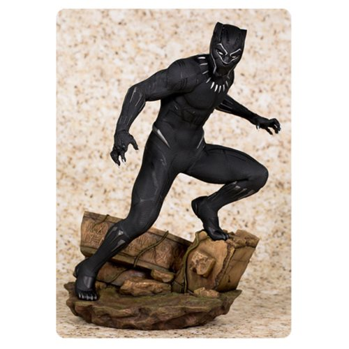 Black Panther Movie ArtFX+ Statue