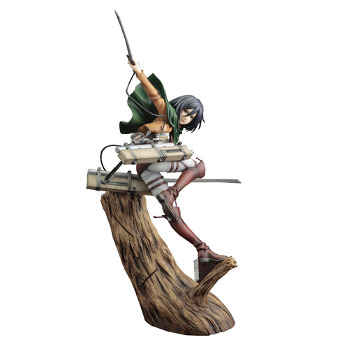 Attack on Titan Mikasa Ackerman 1:8 Scale ArtFXJ Statue
