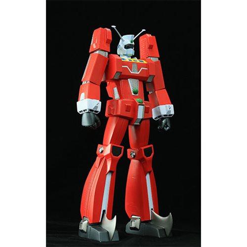Space Runaway Ideon Sofubi Toy Box Vinyl Figure