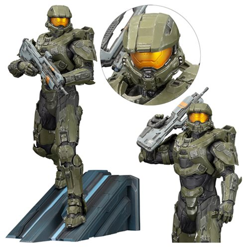 Halo 4 Master Chief ArtFX Statue