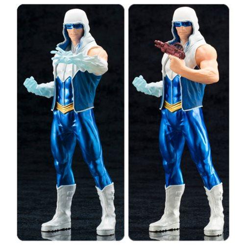 Flash Captain Cold New 52 ArtFX+ Statue