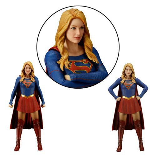 Supergirl TV Series ArtFX+ Statue