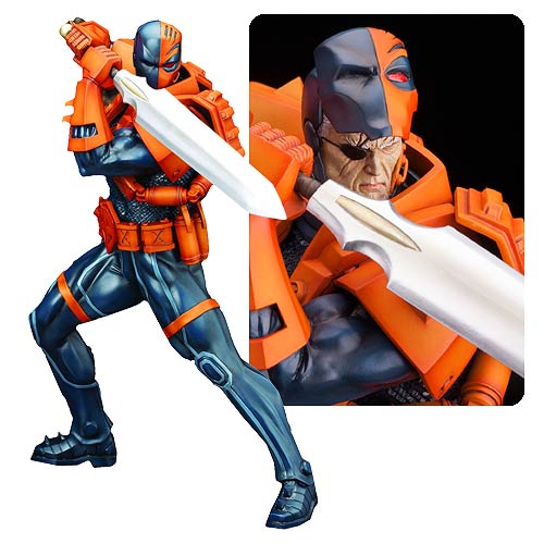 DC Comics Deathstroke The New 52 ArtFX Statue