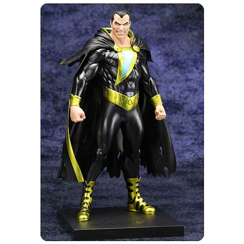 DC Comics New 52 Black Adam ArtFX 1:10 Scale Statue