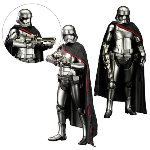 Star Wars: The Force Awakens Captain Phasma ArtFX+ Statue