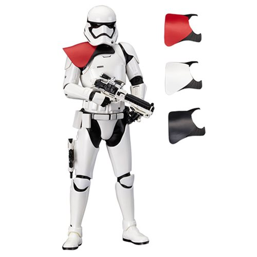 Star Wars: TFA First Order Stormtrooper ArtFX+ Statue