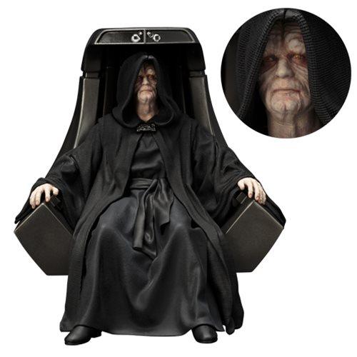 Star Wars Emperor Palpatine ArtFX+ Statue