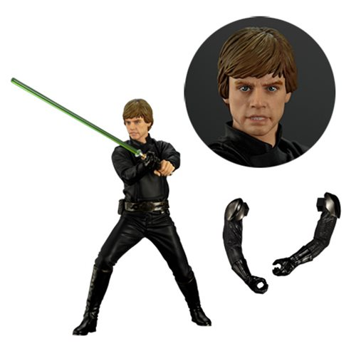 Star Wars ROTJ Luke Skywalker ArtFX+ Statue