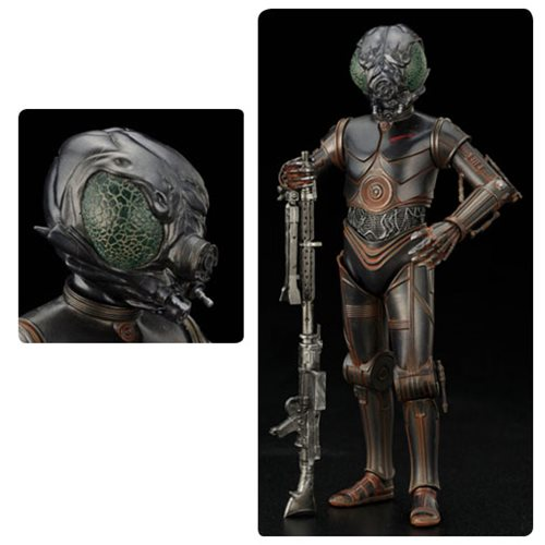 Star Wars 4-LOM Bounty Hunter 1:10 Scale ARTFX+ Statue