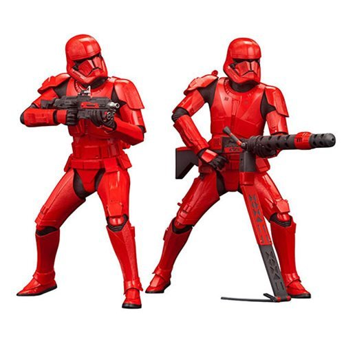 Star Wars: The Rise of Skywalker Sith Trooper ARTFX+ Statues