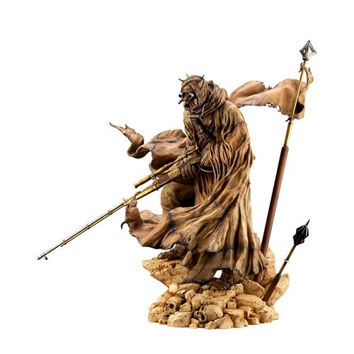 Star Wars: A New Hope Tusken Raider ARTFX Artist Statue