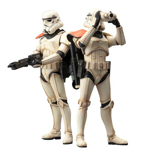 Star Wars Sandtrooper 1:10 Scale ArtFX Statue 2-Pack