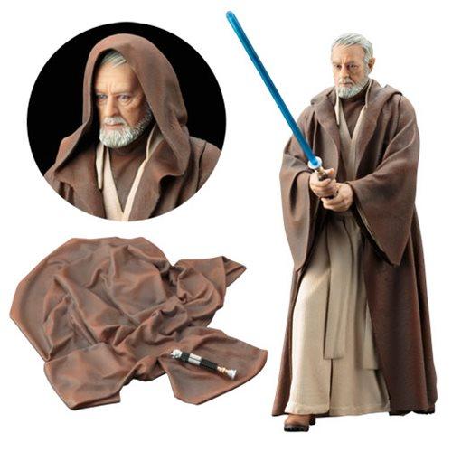 Star Wars: A New Hope Obi-Wan Kenobi ArtFX+ Statue