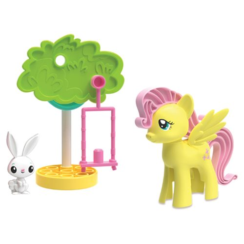K'NEX My Little Pony Tinkertoy Swing Time Fun Building Set