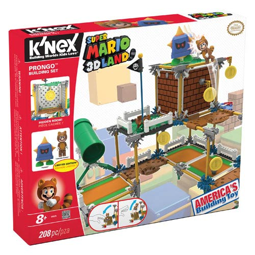 K'NEX Nintendo Super Mario Bros. Prongo Building Playset