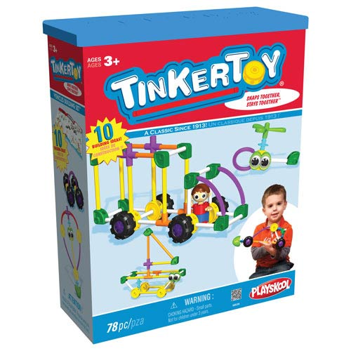 K'NEX Tinkertoy Vehicles Building Set