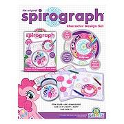 MLP Spirograph Collectible Tin Design Set