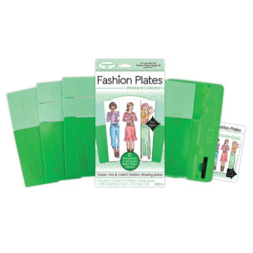 Fashion Plates Weekend Expansion Pack