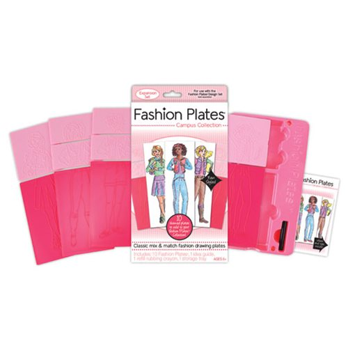 Fashion Plates Campus Expansion Pack