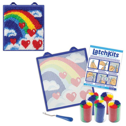 LatchKit Rainbow Craft Kit