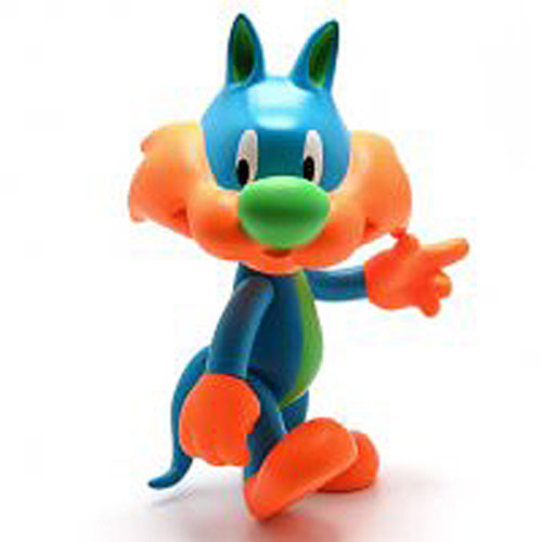 Looney Tunes Sylvester Fancy Polychrome Vinyl Figure
