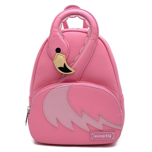 Loungefly Pool Party Flamingo Mini-Backpack